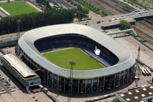 Rotterdam - De kuip