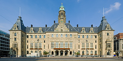 Rotterdam - Stadhuis